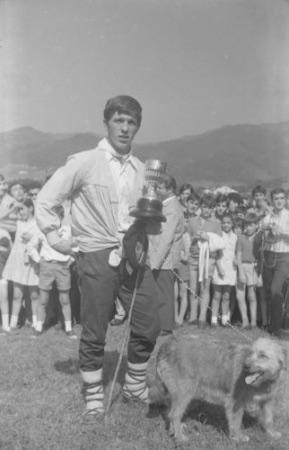 Pastor, 1970