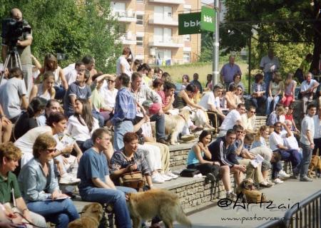 Busturia, 2000