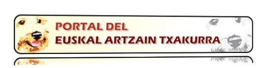 Euskal Artzain Txakurra, perro de pastoreo vasco